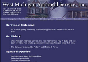 Click to visit West Michigan Appraisal Service, Inc.