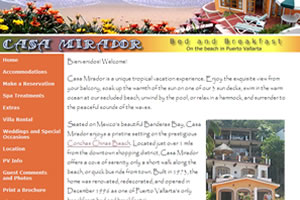 Click to visit Casa Mirador Bed and Breakfast