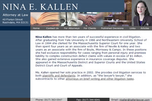 Click to visit Nina E. Kallen Attorney at Law