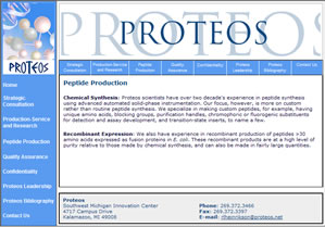 Click to visit Proteos