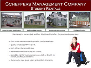 Click to visit Sheffers Management